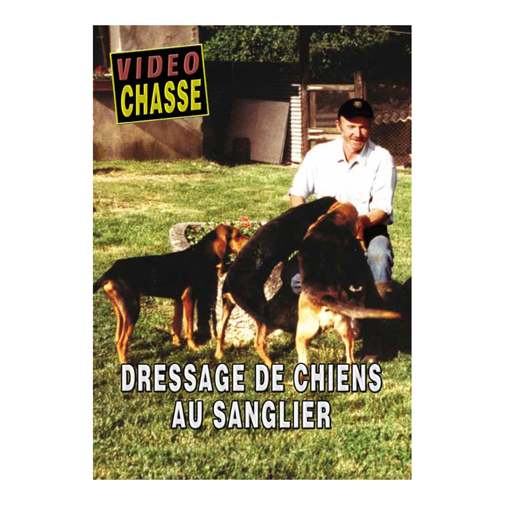 Ducatillon - DVD : Dressage de Chiens au Sanglier