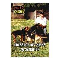 DVD : Dressage de Chiens au Sanglier