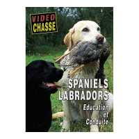 DVD : Les labradors et spaniels