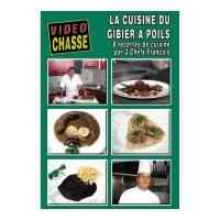 DVD : Cuisine du gibier à poils
