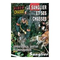 DVD : Sanglier: chasse, gestion, aménagement