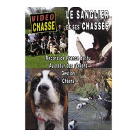 DVD : Sanglier et chasse : record de France