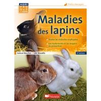 Livre : Maladies des lapins