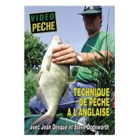 DVD : Technique de pêche à l'anglaise