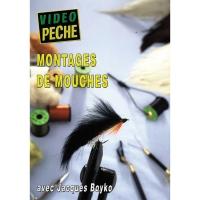 DVD : Montage de mouche n°1