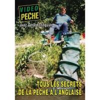 DVD :Tous les secrets de la pêche à l'anglaise