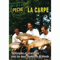 DVD:Techniques et stratégies de la peche carpe