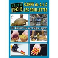 DVD : La carpe de A à Z : les bouillettes