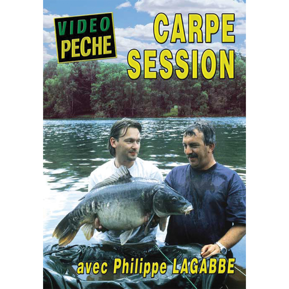 P che ducatillon belgique dvd carpe session for Vente en ligne carpe