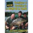 DVD : Tech & Stratégies de la pêche à la carpe