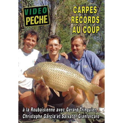 DVD : Carpes, record au coup
