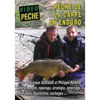 DVD : Pêche de la carpe en enduro