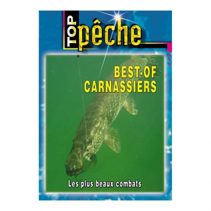 DVD:Best-of carnassiers,les plus beaux combats