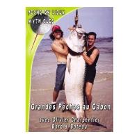 DVD : Grandes pêches au Gabon