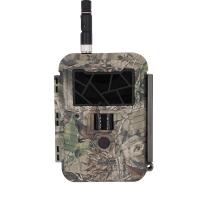 Caméra de chasse avec détecteur photo automatique à Leds invisibles