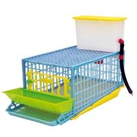 Cage pour cailles pondeuses (mini)