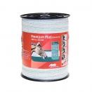 Ruban TriCond 5*0.4 20mm 200m Blanc/vert