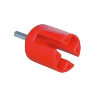Visseur pour isolateur annulaire + maxitape