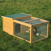 Cage d'élevage pour poule et poussin / Clapier de pâturage