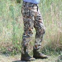 Pantalon de Chasse Ghost Camo Wet en Skintane Optimum®