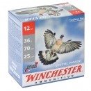 450 Cartouches Winchester Spécial Pigeon 12/70 36g