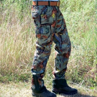 Pantalon Chasse Ghost Camo Forest en Skintane Optimum®
