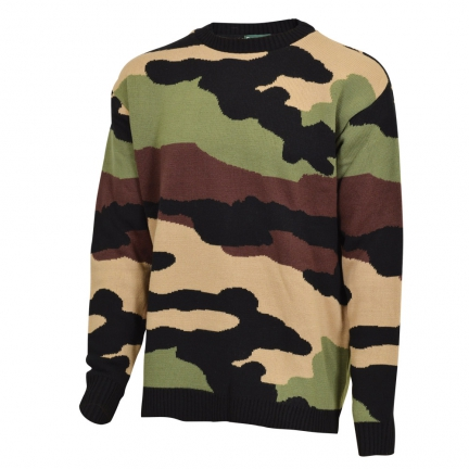Pull camouflage Taille XL