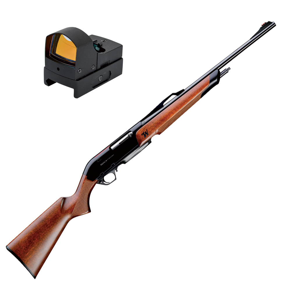 ducatillon carabine semi automatique winchester sxr vulcan battue point rouge sightoptics. Black Bedroom Furniture Sets. Home Design Ideas
