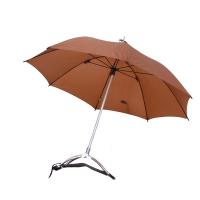 Canne-siège parapluie