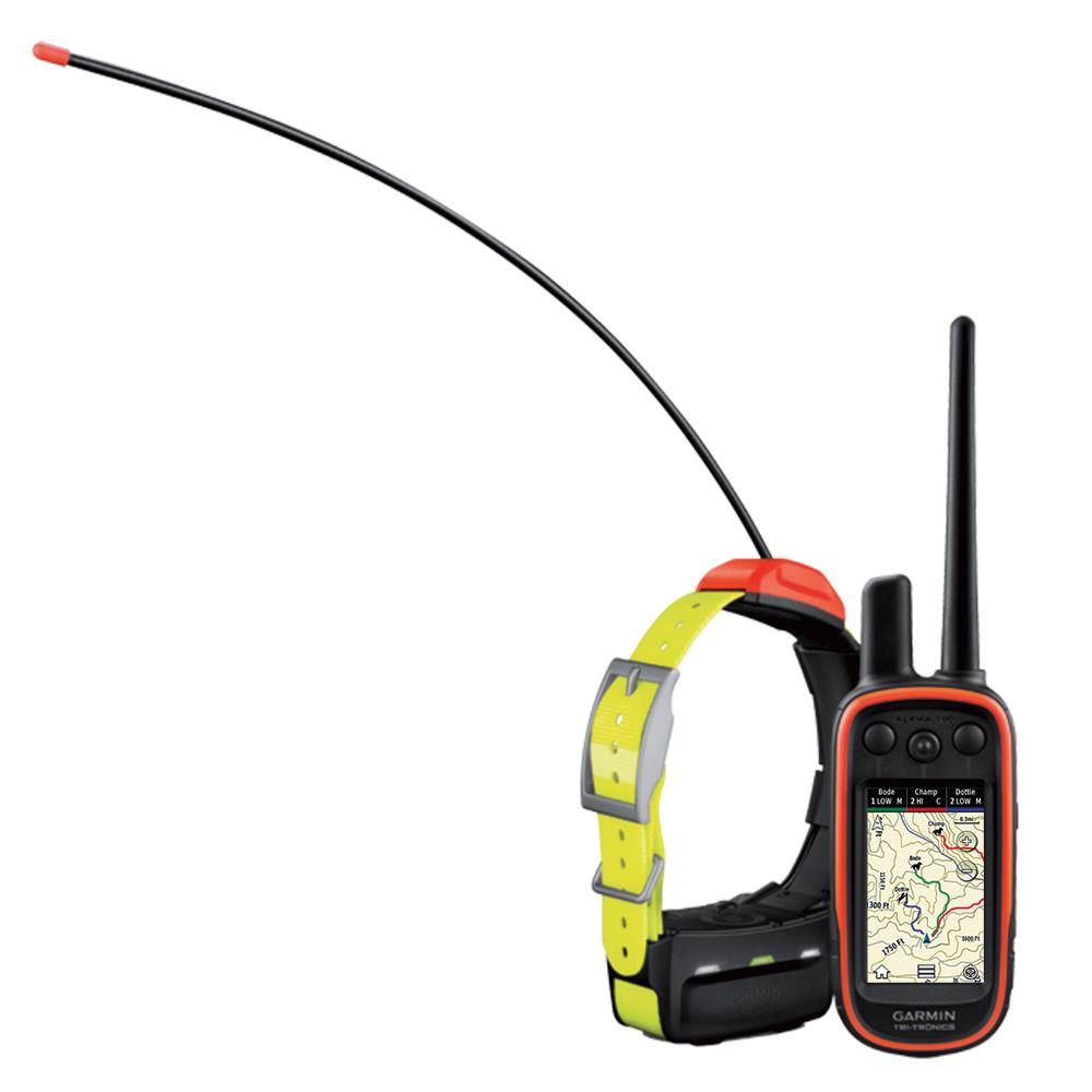 gamme complète de spécifications prix le plus bas pas cher Pack GPS Garmin® ALPHA 100 T5