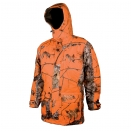 Veste de chasse 4 en1 camo orange 5XL