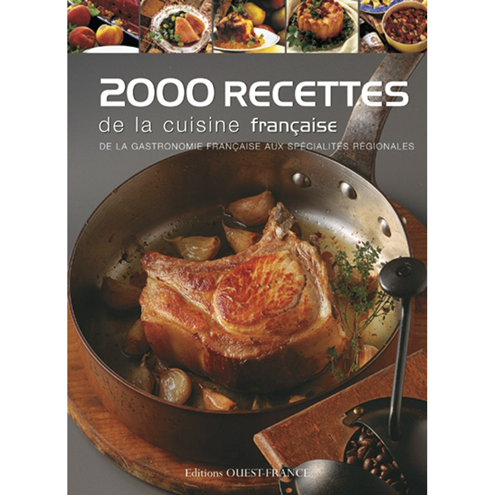Librairie et dvd ducatillon 2000 recettes de la cuisine for Cuisine 2000