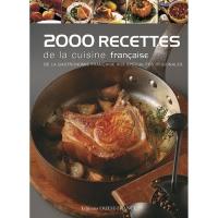 2000 Recettes de la Cuisine Française