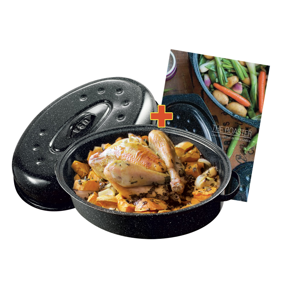 Ducatillon roaster ovale cuisine for Ducatillon cuisine