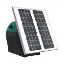 Kit electrificateur A800+batterie+panneau solaire