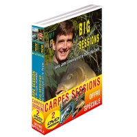 Lot 2 DVD: carpe session