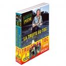 Lot 2 DVD: truites au toc avec Pierre Sempé