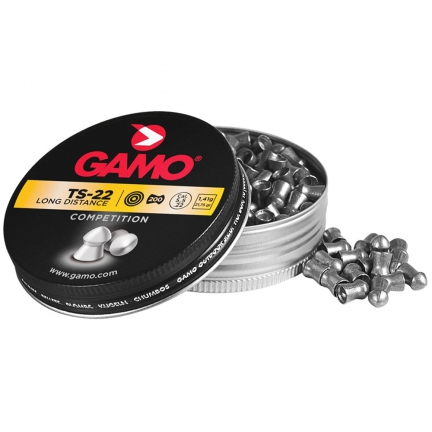 200 Plombs Longue Distance Gamo