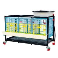 Cage croissance/engraissement base 1 étage