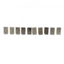 Série de chiffres (0 à 9)  5mm