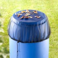 Filet de protection pour récupérateur d'eau