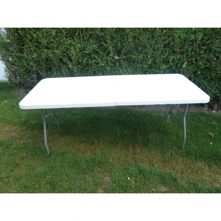 Table Pliante d'appoint 180cm