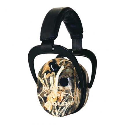 Casque pro ears stalker 'gold' camo