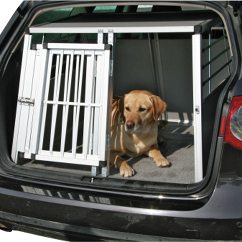 ducatillon box de transport pour chiens 2 portes chiens. Black Bedroom Furniture Sets. Home Design Ideas