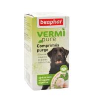 Comprimés purge chien +15kg