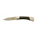 Couteau de poche lame 8cm  avec manche en corne