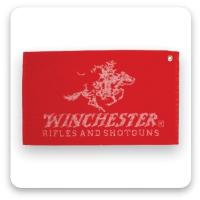 Serviette de tir Winchester® rouge