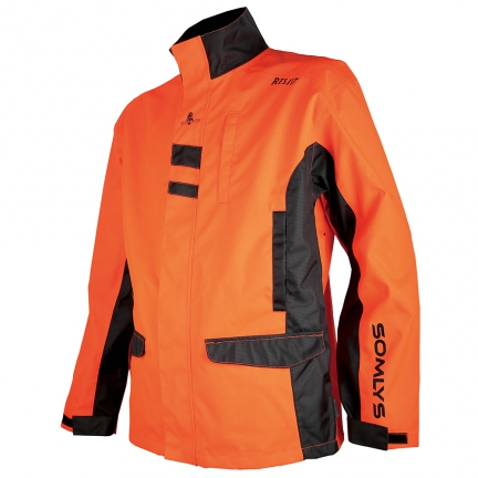 Veste orange 427N 'Resist' 2XL