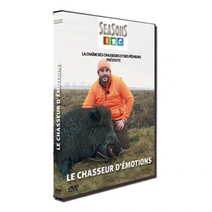 DVD SEASONS Le chasseur d'émotions