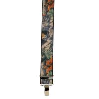 Bretelles réglables motif camouflage
